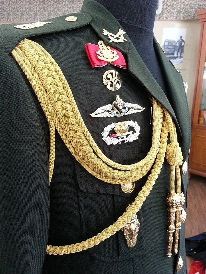 Royal Thai Army Military Uniform