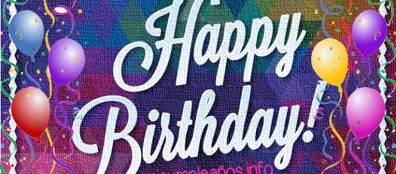 Frases de cumpleaños para un compañero de trabajo