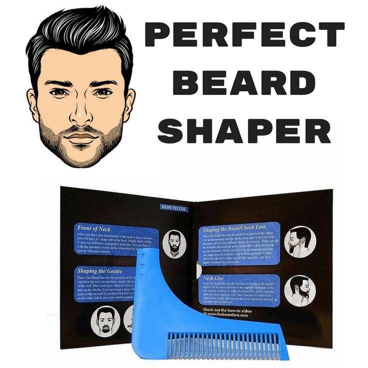 Perfect Beard Shaper