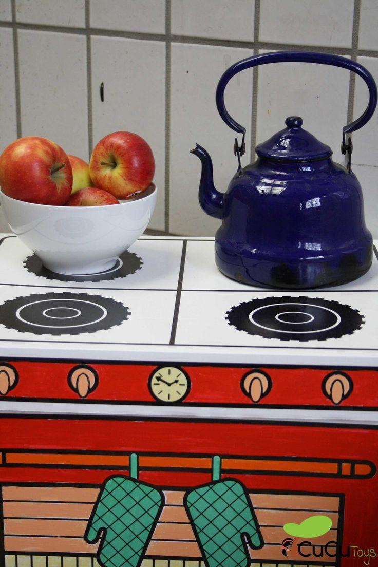 25 best Juguetes de cocina images on Pinterest | Kitchens, Wooden ...