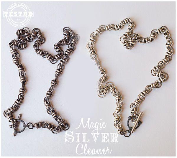 Best 25+ Clean silver jewelry ideas on Pinterest | Silver ...