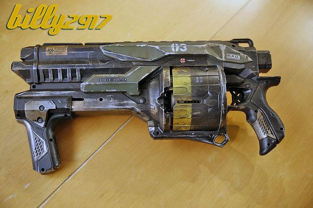 Nerf gun mod by b2917