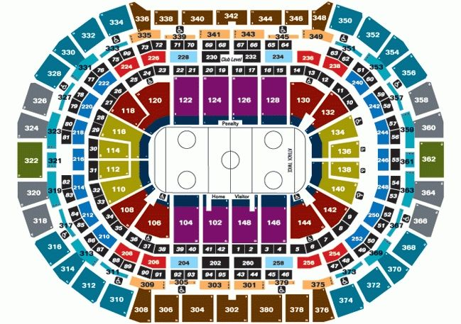 Pepsi Center Seating Chart Avalanche Nuggets Amp Concerts Tickpick For Denver Nuggets Seating Chart24176 Pepsi Center Colorado Avalanche Pepsi