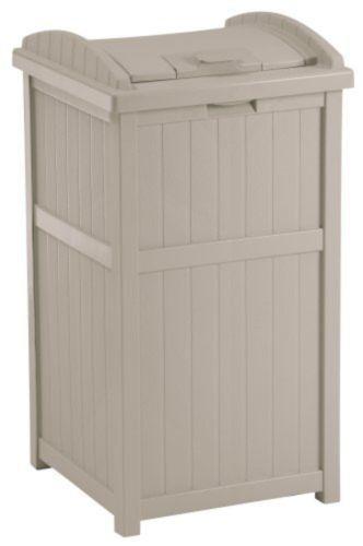 Trash-Hideaway-Outdoor-Patio-Garbage-Can-Container-Kitchen-Yard-Garden-Decor