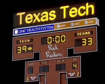 I want Texas Tech season tickets