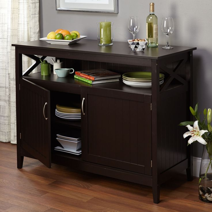 Exquisite Dining Room Servers With Best Pair Combination Furniture: Dining  Room Buffet Tables And Dining