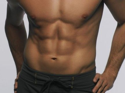 Build a six-pack at home in three weeks