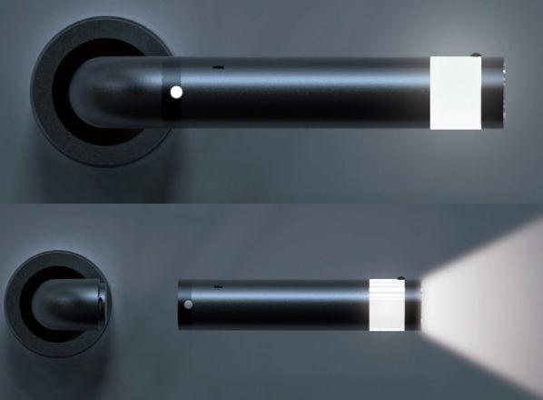 LED Door Handle