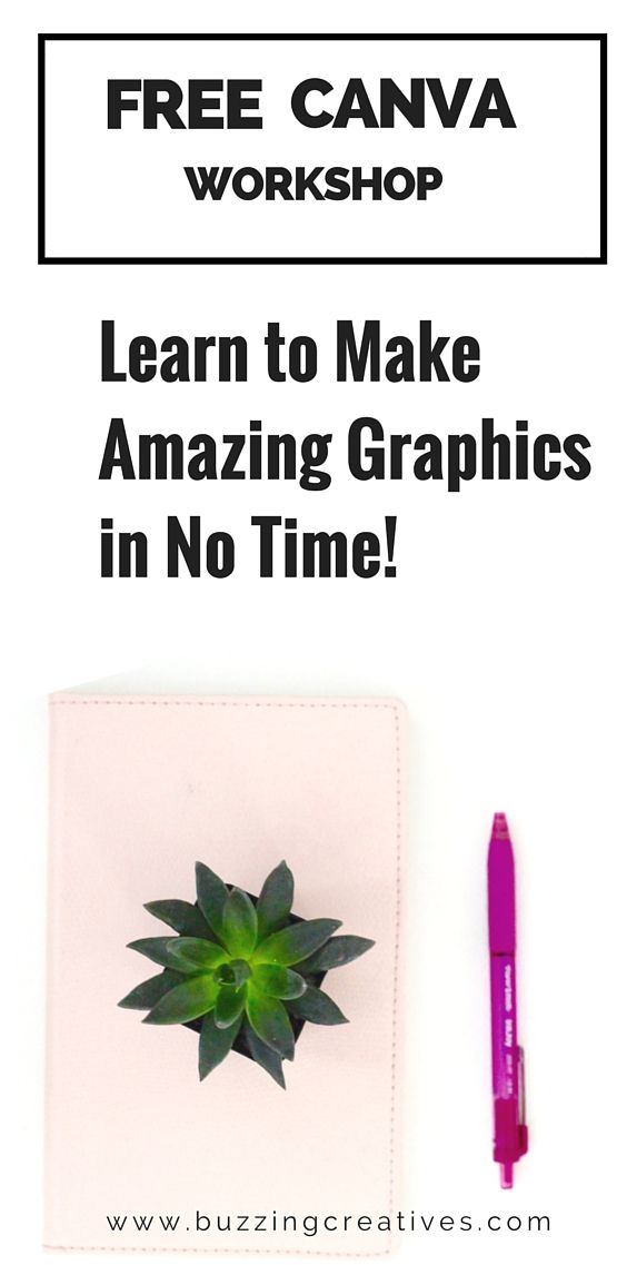 Canva for Beginners Learn to make graphics on Canva