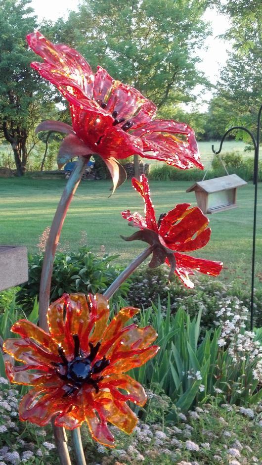 Orange Poppies - by, Greg LeMieux Designs
