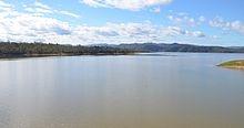 Wivenhoe Dam   - Outskirts of Ipswish - Brisbane - Wikipedia, the free encyclopedia