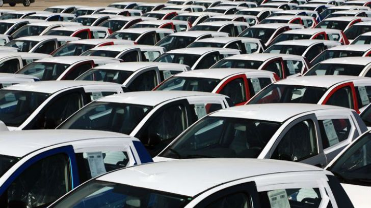 Αυξημένες κατά 8,1 % οι ταξινομήσεις καινούργιων οχημάτων στο πρώτο εννεάμηνο του 2015