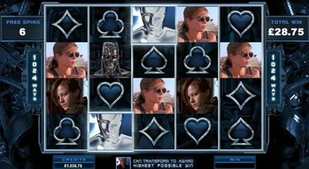 """He said """"I'll be back"""" and he is in Terminator 2 video slot available at Micrograming casinos! Click here to learn more."""