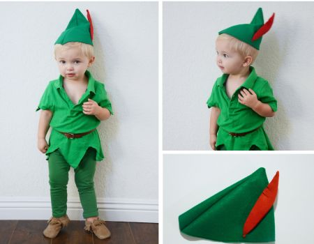 Costume de Peter Pan                                                                                                                                                      Plus