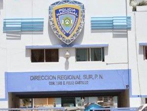 Detienen adolescente de 16 años con pistola escondida en mochila en liceo de Barahona