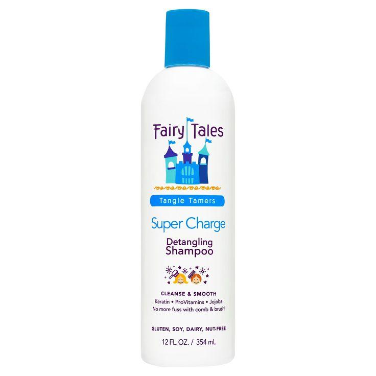 Fairy Tales Super-Charge Detangling Shampoo - 12oz
