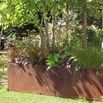 Сад цветочные горшки - Очень большие деревянные цветочные горшки Желоб 1,8 м длиной