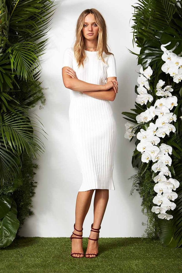 Maurie & Eve - Luxure Dress - White