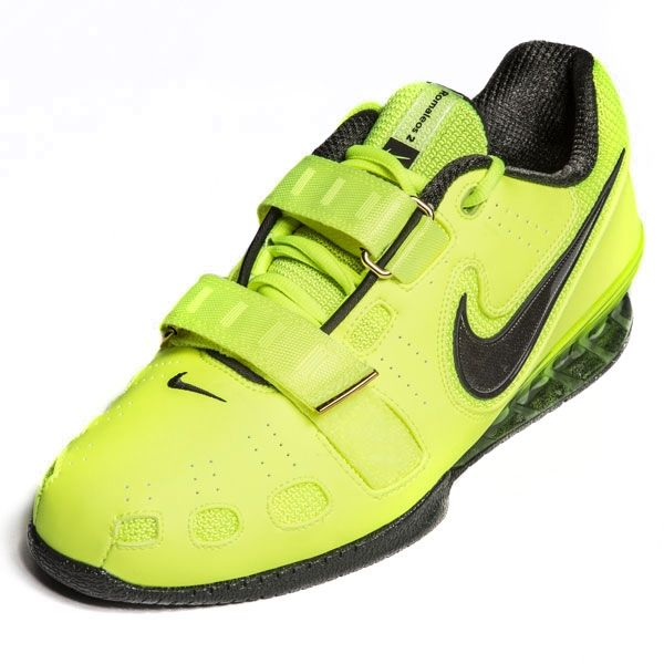 Nike Romaleos 2 Olympic lifting shoe. I just got these exact shoes and I absolutely love them!