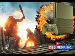 Unboxing review video of the new Battlefield 1 xbox one s bundle