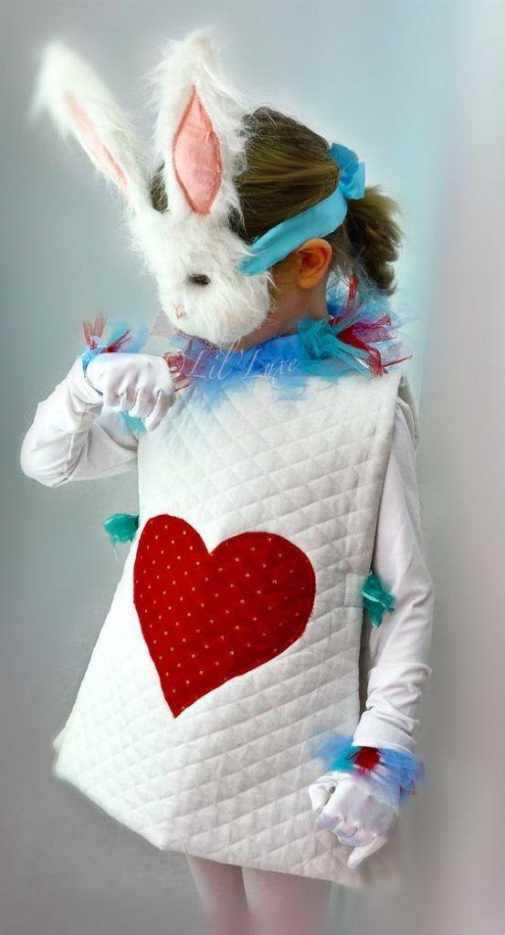 disfraz infantil alicia conejo blanco