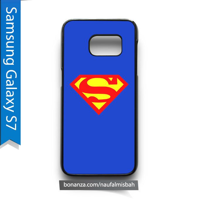 Superman Man of Steel Samsung Galaxy S7 Case Cover