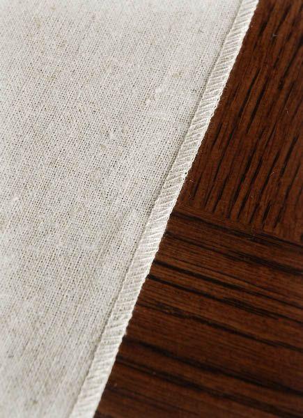 Linen Table Runner or Chair Sash 8 x 108