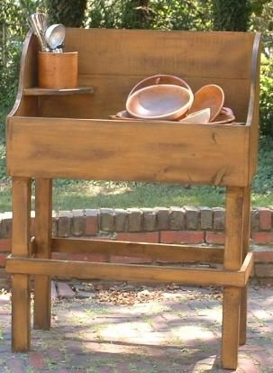 www.justprimitive.com ..... All sorts of primitive cupboards, decor, anything wood painted your way.