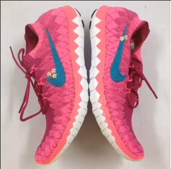 Pero's customised Nike