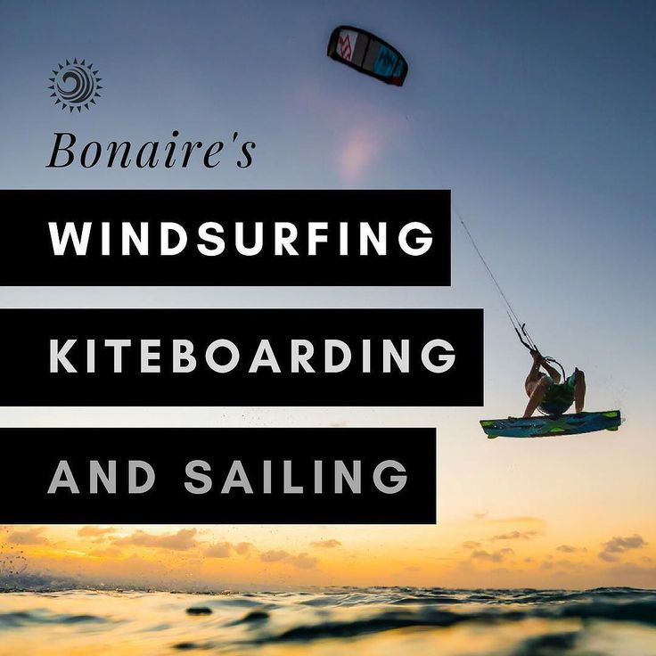 Majority know that #Bonaire is one of the best places in the world for windsurfing right!?! But did you know that the island is also the ideal location for kiteboarding and sailing? #sailing #kitesurfing #windsurfing #caribbean #fun Read the latest from BonairePros #windsurfing #kitesurfing #sailing #caribbean #fun http://ift.tt/2hzorY0