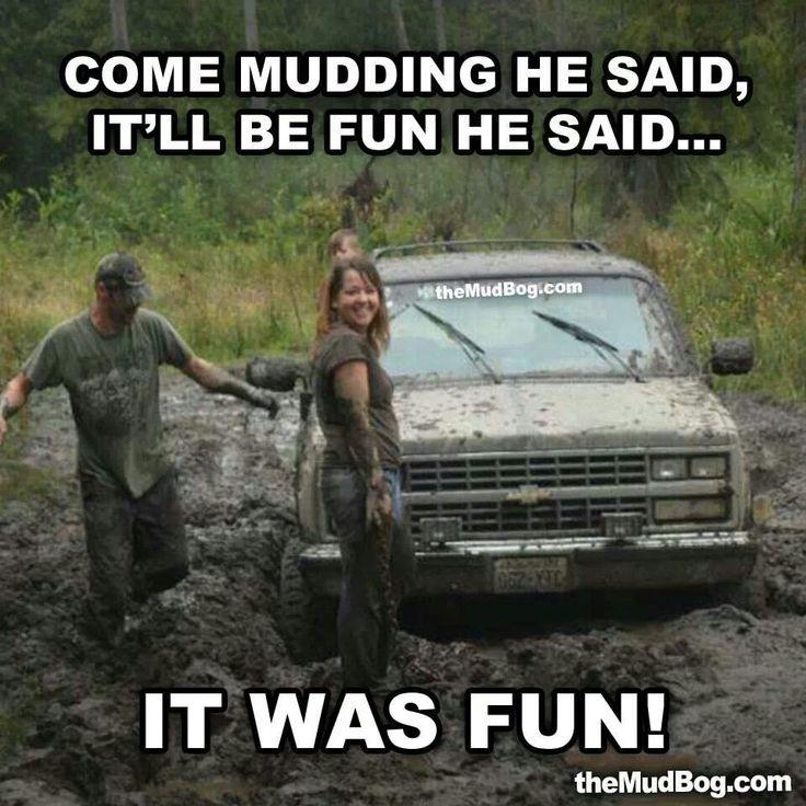 Mudding is always FUN! #mudding #trucks #country visit: https://www.facebook.com/truckyeahletsgomuddin