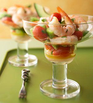Several Shrimp Appetizers recipes