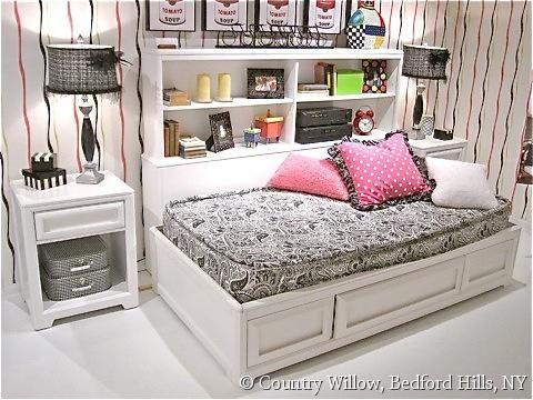 Country Willow Furniture Kids Bedroom Pinterest Girls Furniture Kids Furniture And Bedrooms
