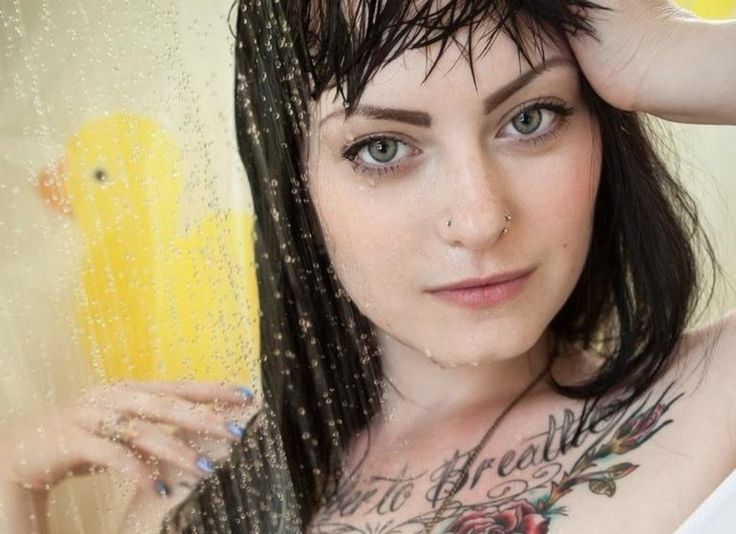 1000+ images about Suicide Girls on Pinterest   Suicide
