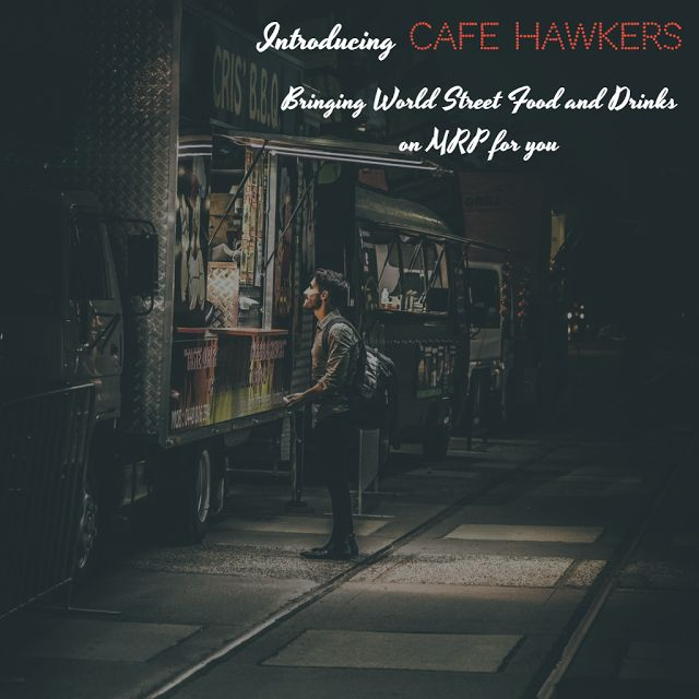 When The Muse Strikes!: Introducing Cafe Hawkers - Bringing World Street F...