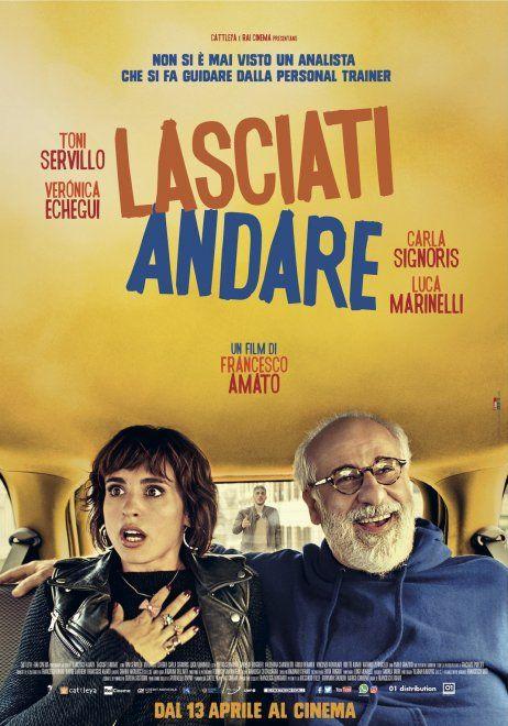 """Toni Servillo di nuovo al cinema con la commedia """"Lasciati andare"""" di Francesco Amato"""