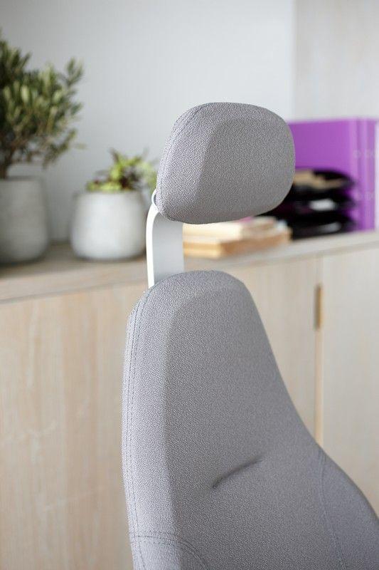 RH Mereo close shot of headrest #Inspiration #ergonomics #InspireGreatWork #Scandinavian #design