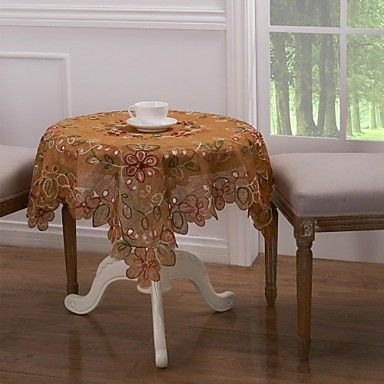 Handmade Tablecloth. Tablecloth Classical.Dia 33'' – USD $ 6.99