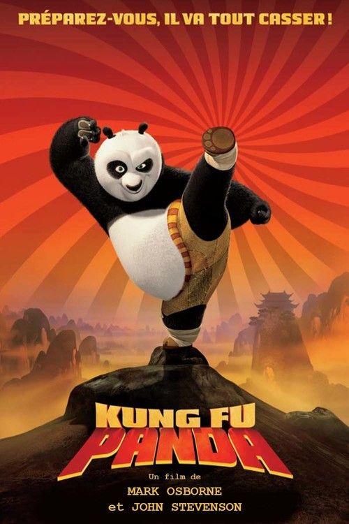 Watch Kung Fu Panda 2008 Full Movie Online Free