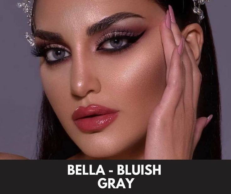 Lens Darbar Lensdarbar Added A Photo To Their Instagram Account Bella One Day Disposable Pack Of 5 Pairs Bluish Gray Availa Bluish Gray Lenses Nose Ring