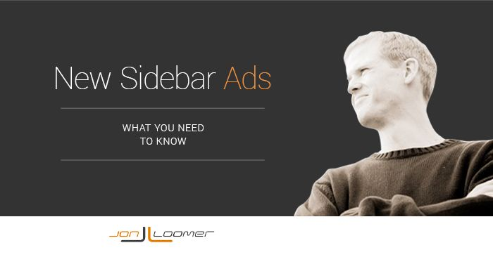 new bigger facebook sidebar right hand column ads New BIGGER Facebook Right Hand Column Ads: What You Need to Know