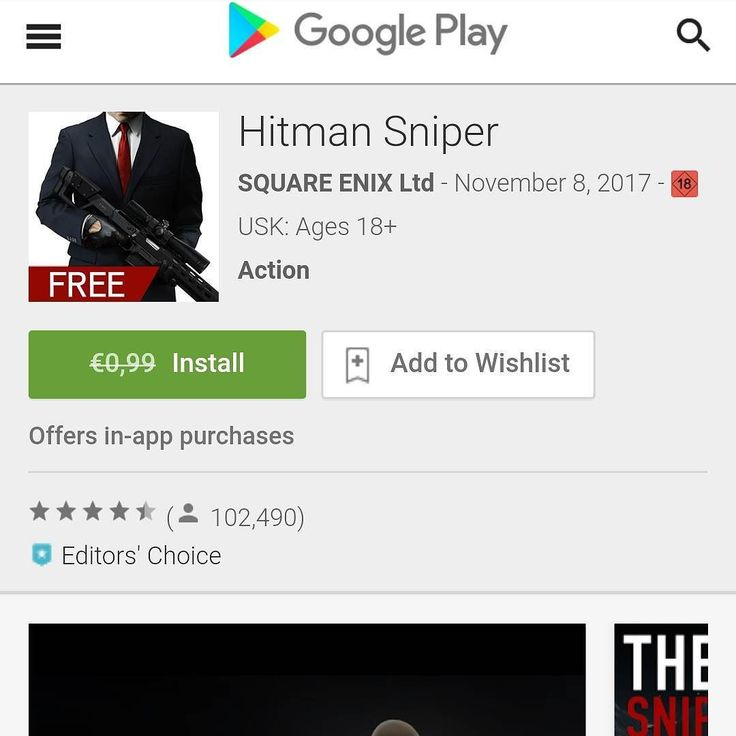 [Games] Hitman Sniper for free im Playstore für 3 Tage!  http://ift.tt/1KG4q4M  Mein Blog: http://ift.tt/2igY1oL  #android #androidonly #google #photography #instapic #googleandroid #droid #instandroid #instaandroid #instadroid #instagood #ics #samsung #samsunggalaxys7 #samsunggalaxyedge #samsunggalaxy #phone #smartphone #mobile #androidography #androidographer #androidinstagram #androidnesia #androidcommunity #teamdroid #teamandroid
