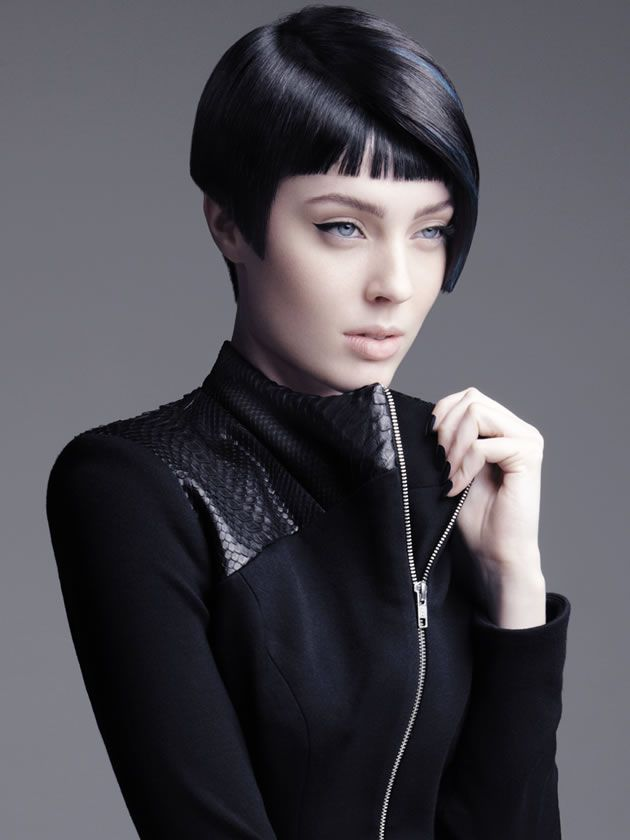 PERFECTION! I found the perfect haircut!