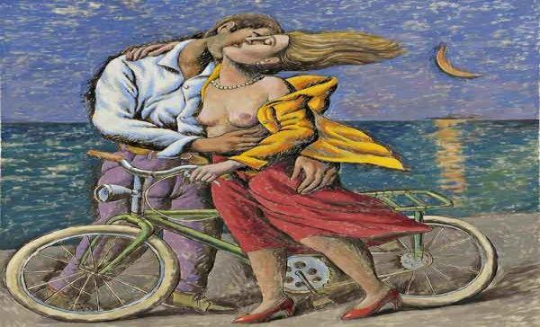 Ζωγραφική απολογία: αναδρομική έκθεση του Παύλου Σάμιου στο Μουσείο Μπενάκη