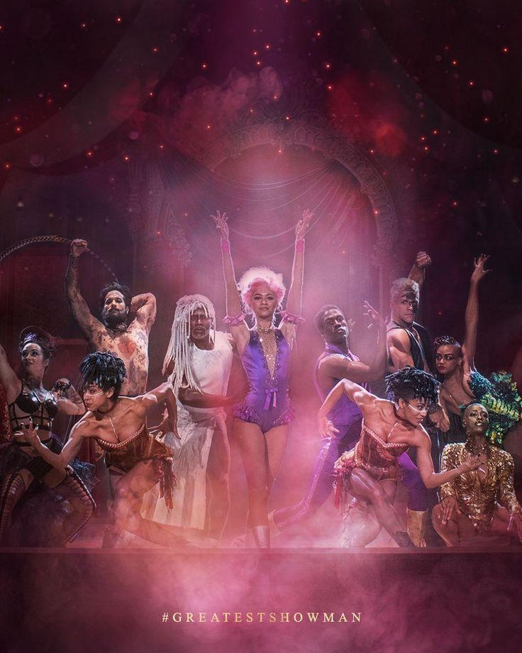Show'ssa on todellista taikaa ✨ THE GREATEST SHOWMAN elokuvateattereissa 19.1.
