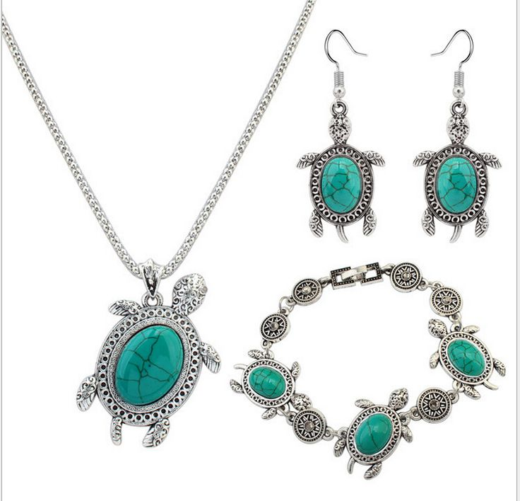Find More Jewelry Sets Information about Zenper New jewelry Turtle jewelry sets Retro exotic jewelry three piece bracelet plus earrings plus necklace Christmas Gift L56,High Quality jewelry anniversary gifts,China gift giveaway Suppliers, Cheap gifts family from Yiwu zenper accessories crafts co.,ltd  on Aliexpress.com