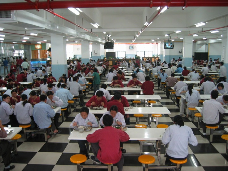 college cafeteria business plan