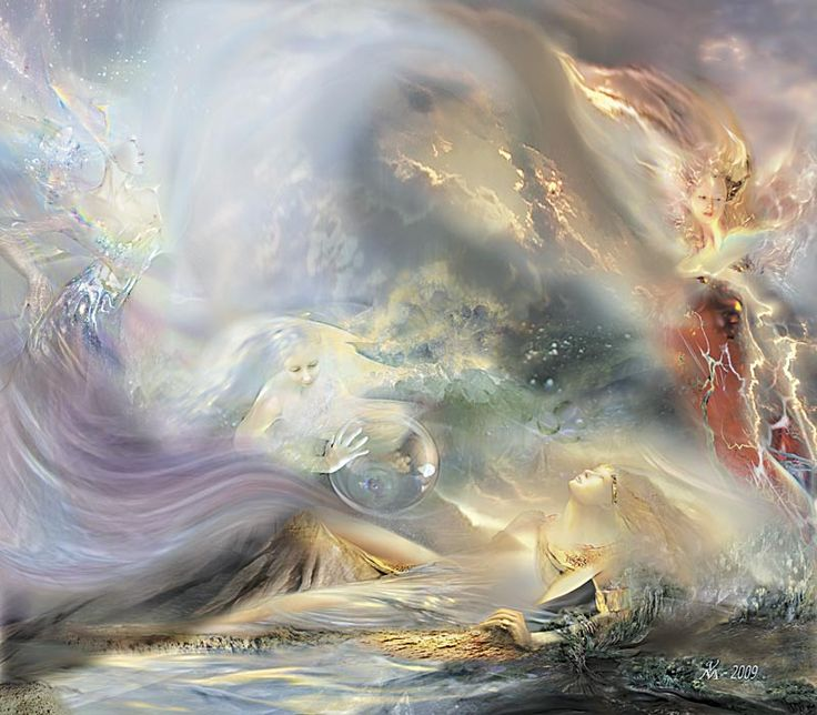 Four Elements Watercolour Artist Tuffytats: 17 Best Images About Art-Four Elements On Pinterest