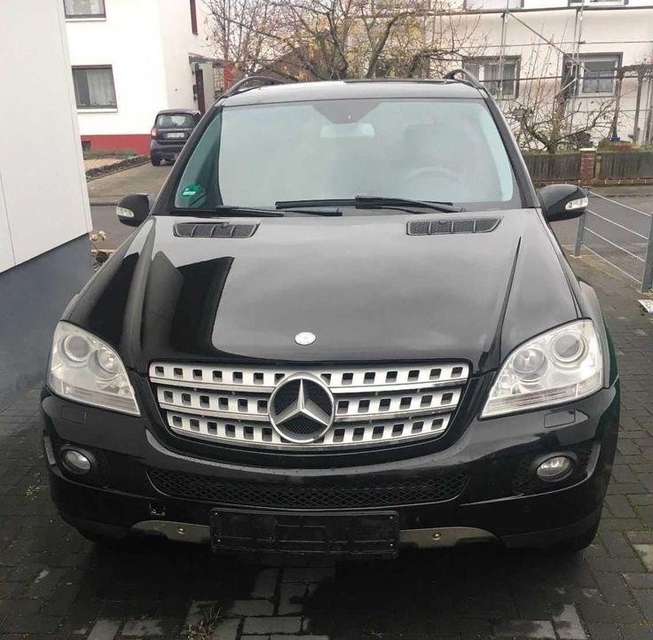 Mercedes-Benz ML 320 CDI 7G-Tronic +AHK