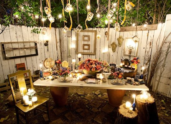 Ideas For A Backyard Party backyard party ideas and decor summer entertaining ideas Find This Pin And More On Backyard Party Ideas
